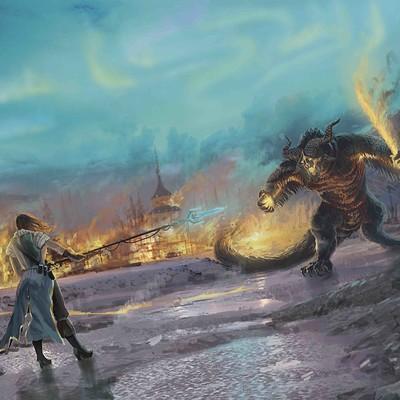 Diego nicolas agustin beast hunting