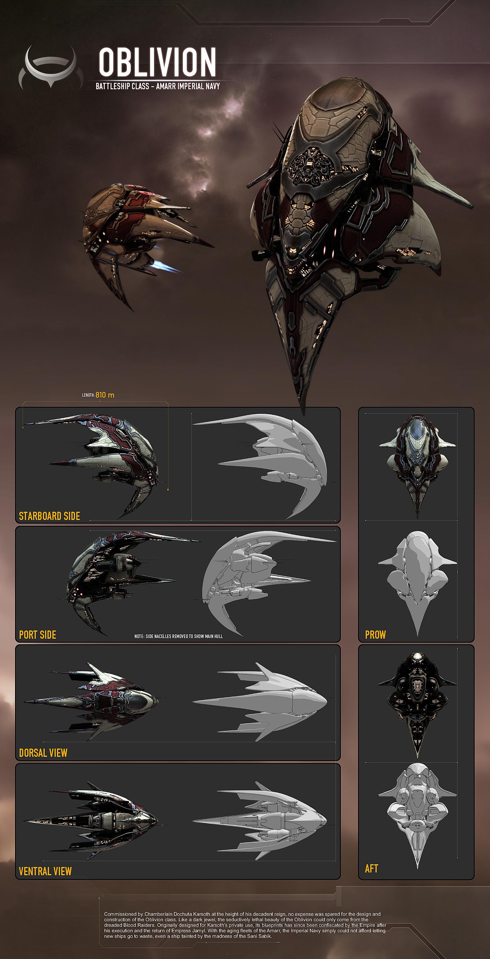 ArtStation - EVE Online Create A Starship Contest: Final
