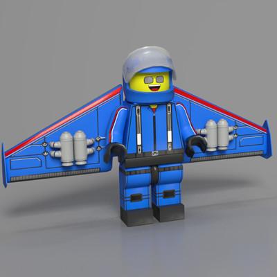 Stevie porter jetman final