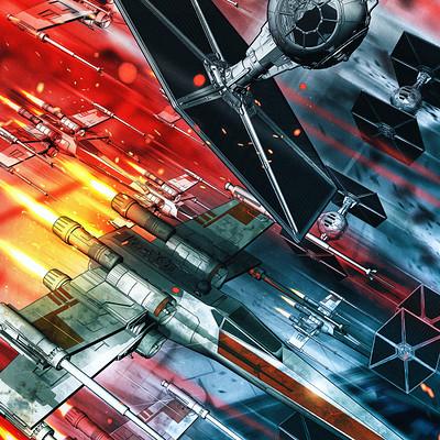 Fabio listrani starwars cover01