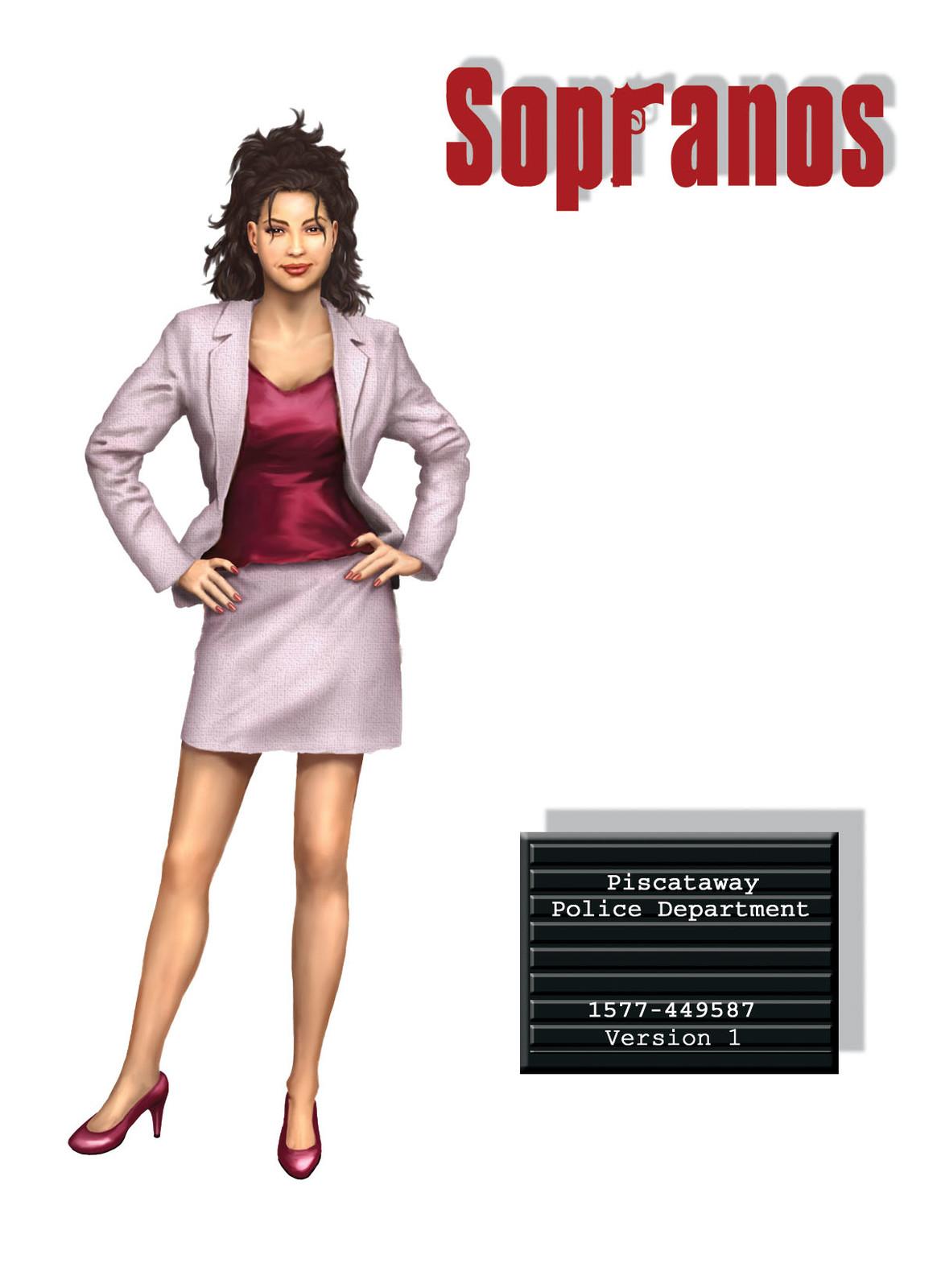 Sopranos Game: Primary NPCs