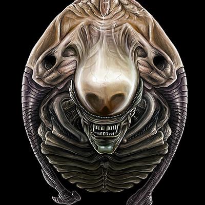 Pawel hudeczek alienartstation