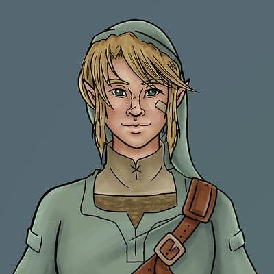 Link's Model Sheet