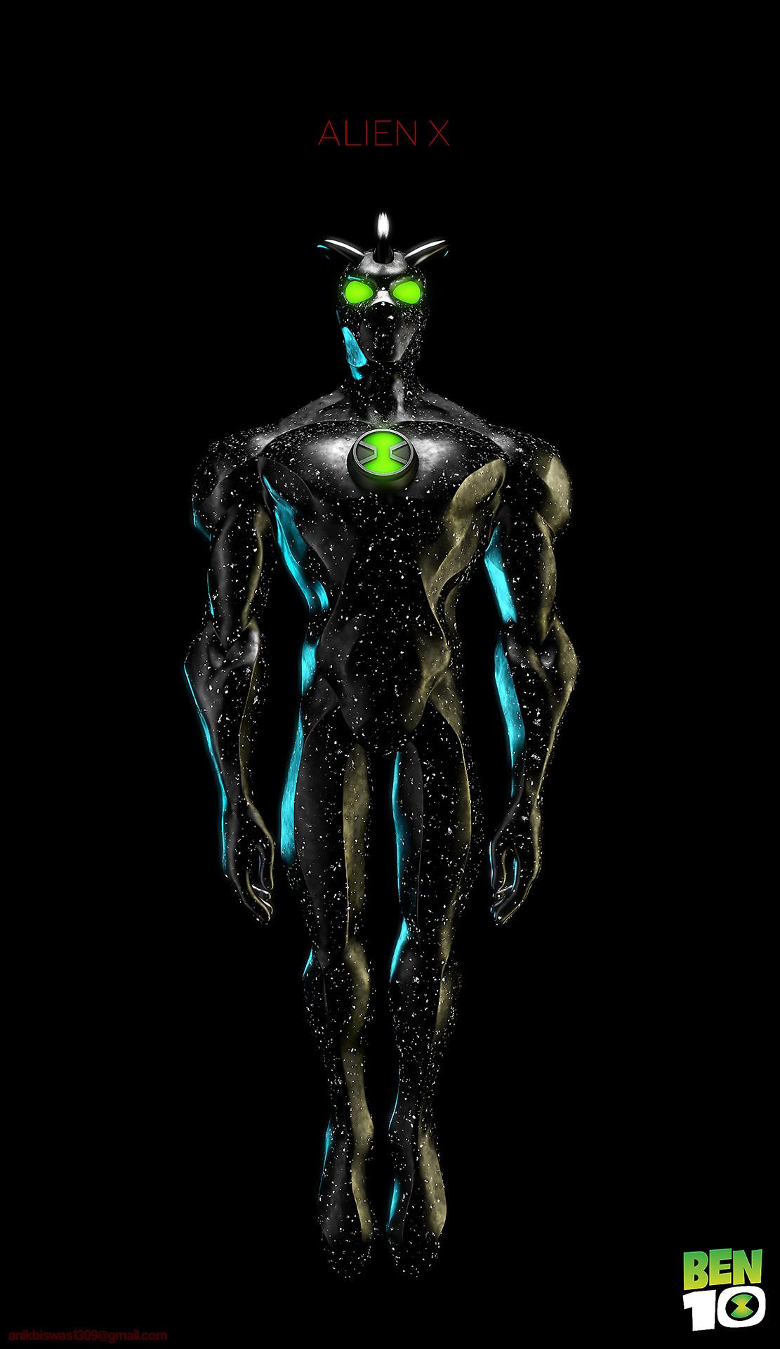 Anik biswas alien x up