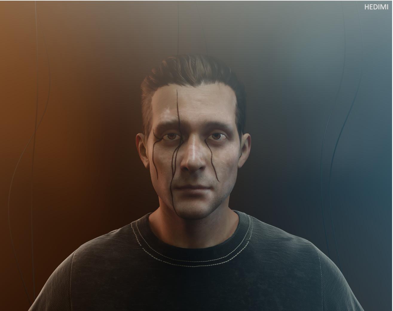 Artstation Rafe From Uncharted 4 Maurice Ivar