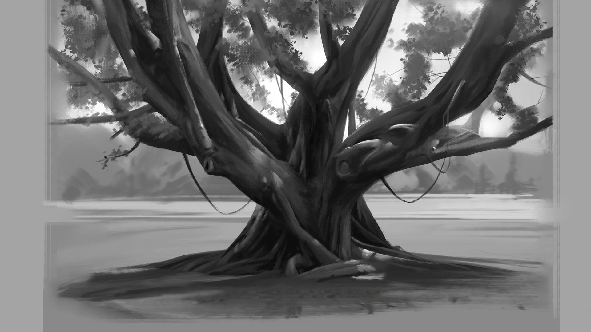 David fortin tree 1