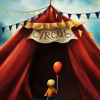 Madeline kalupa circusandboy