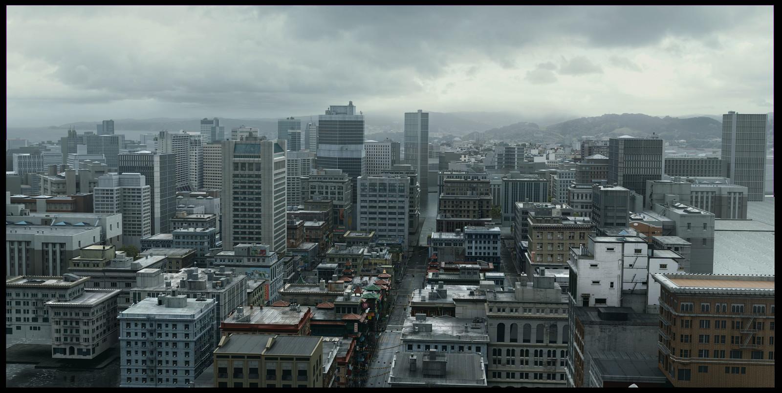 Godzilla / 2014