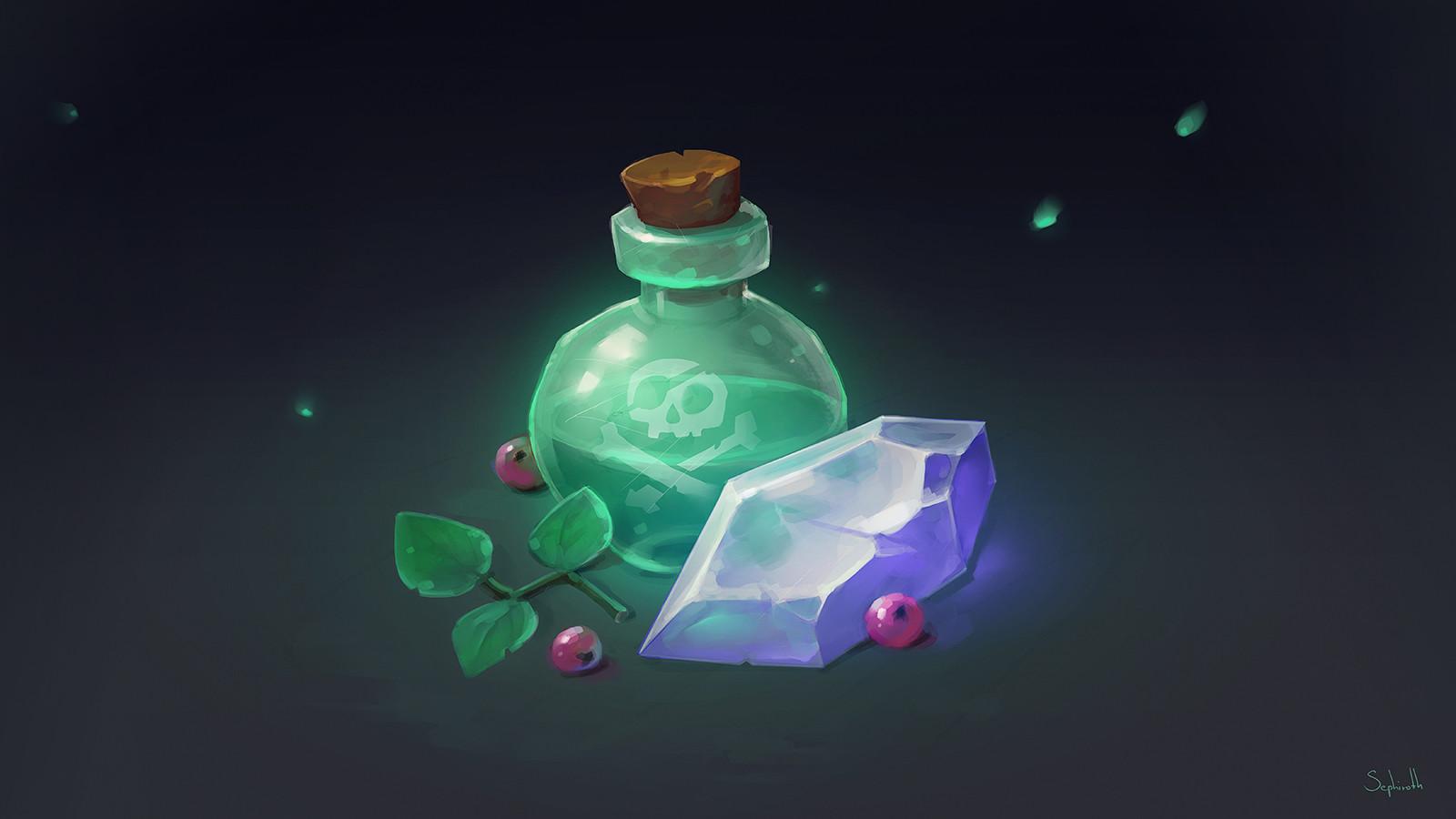 Magic Stuff