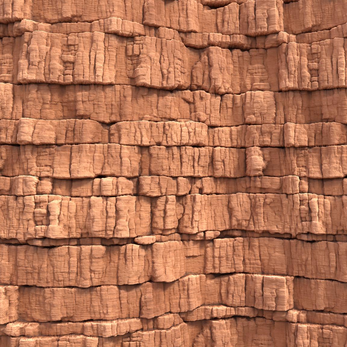 Eugenio stanislav desert cliff render2