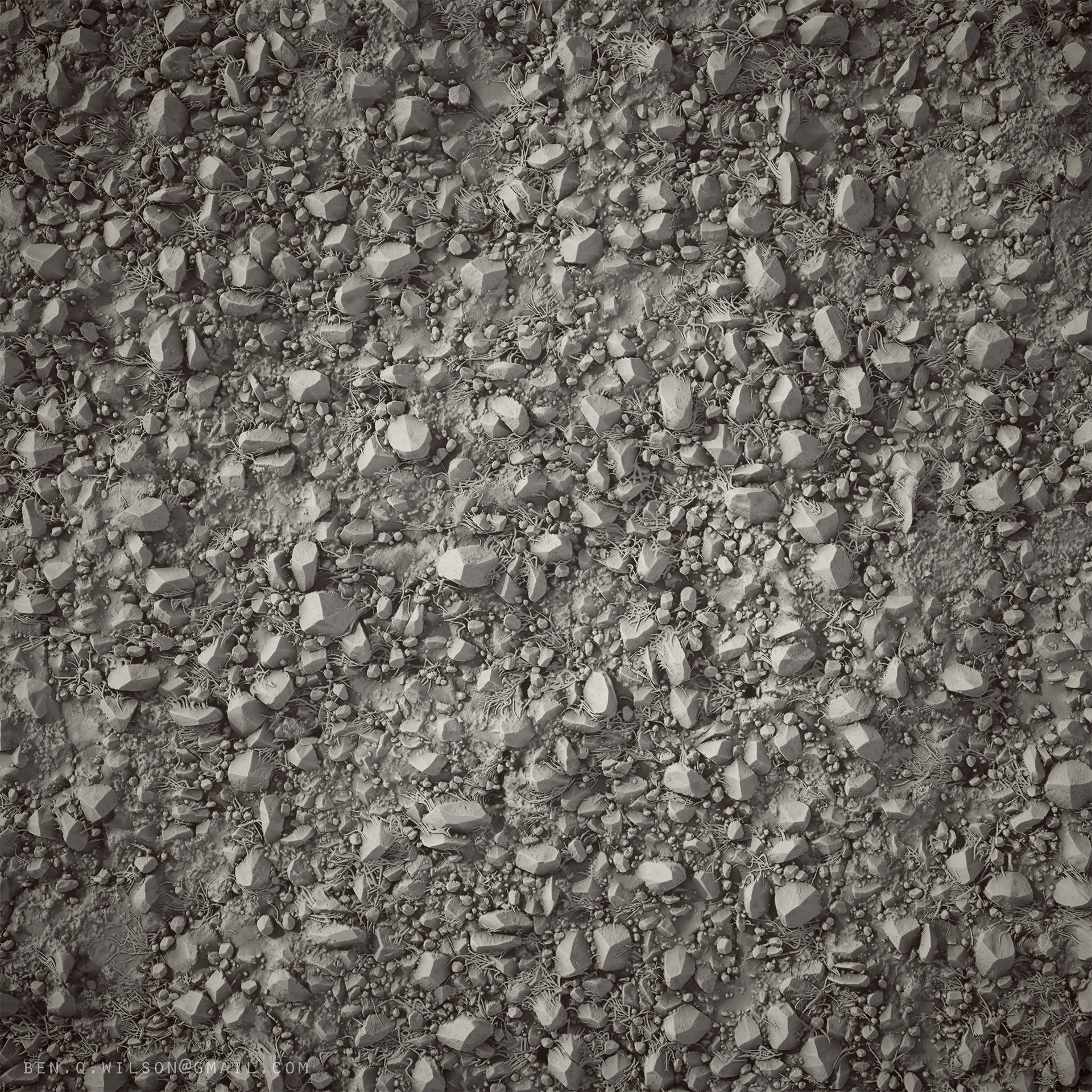Ben wilson stone layering tutorial