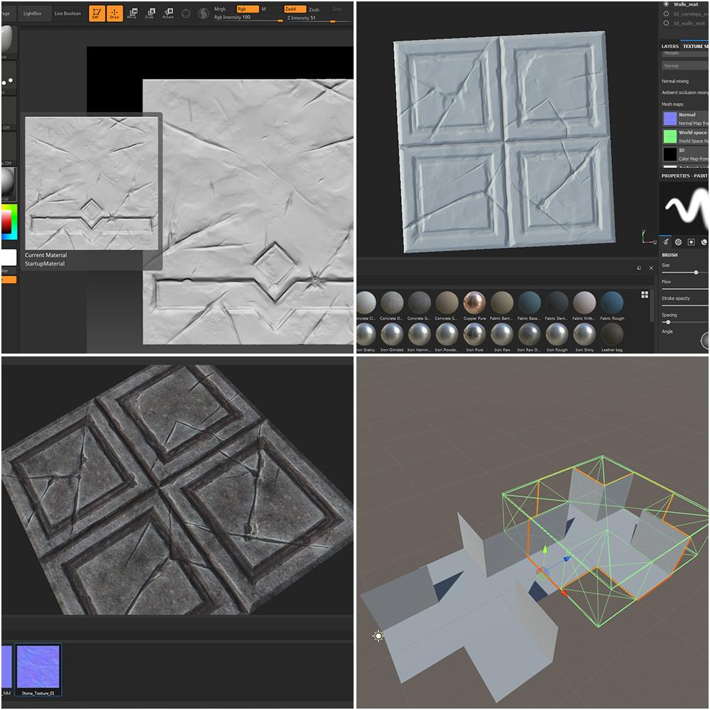 ArtStation - 3D Studies, Tom van de Merbel