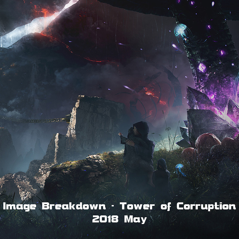 Image Breakdown - Tower Of Corruption