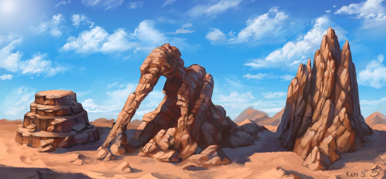 Canyon Rock Study