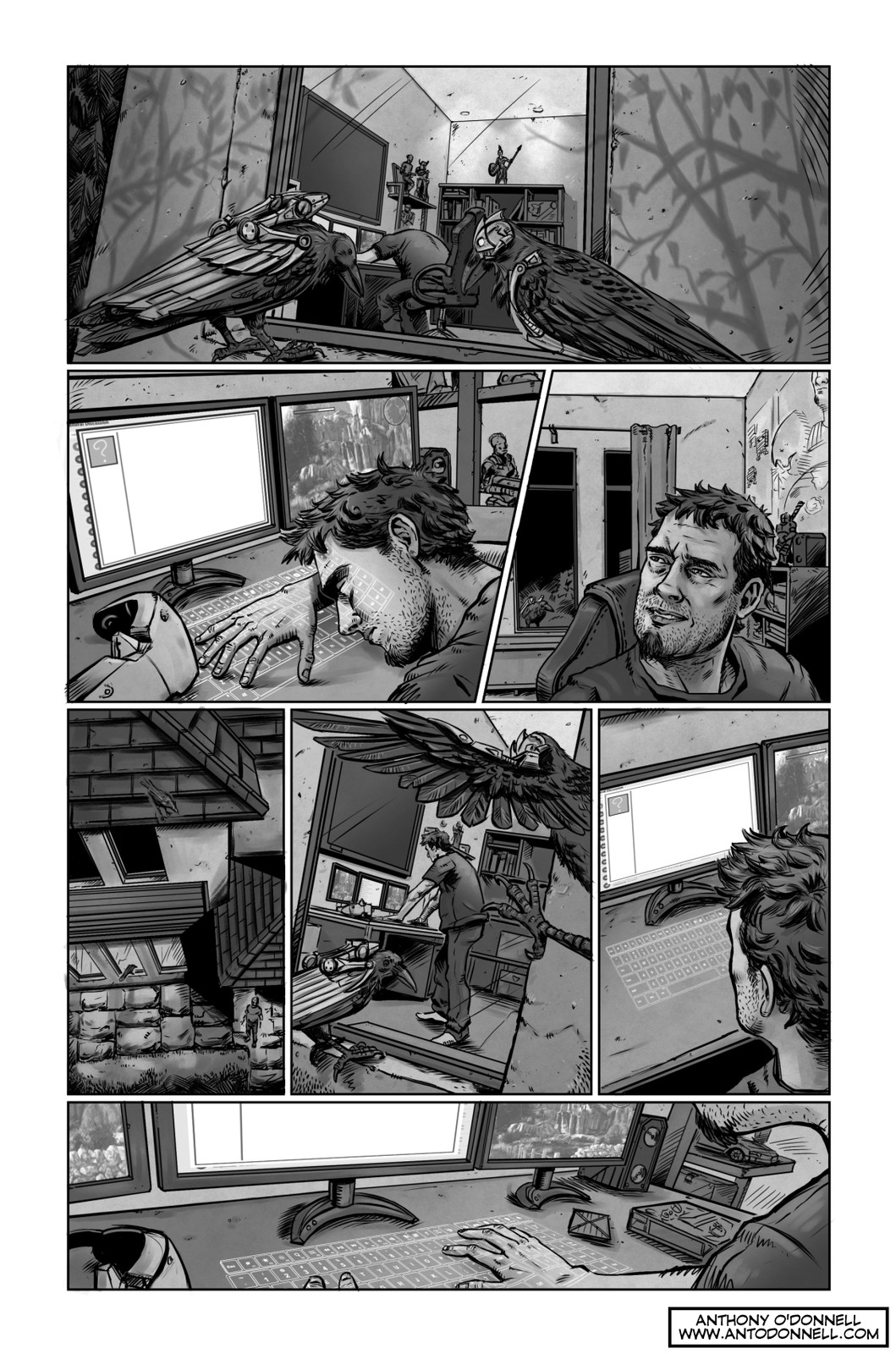 Nevermore - Page 1