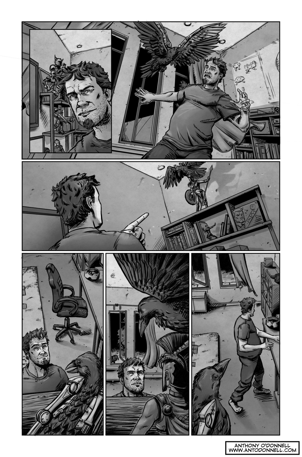 Nevermore - Page 2