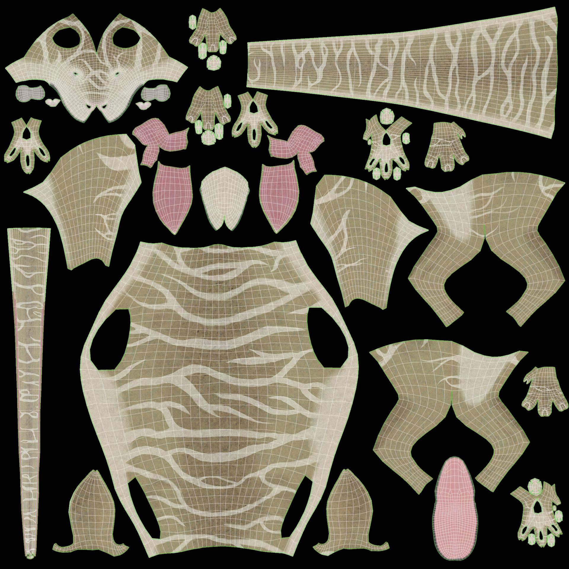 Eusebio hb textures