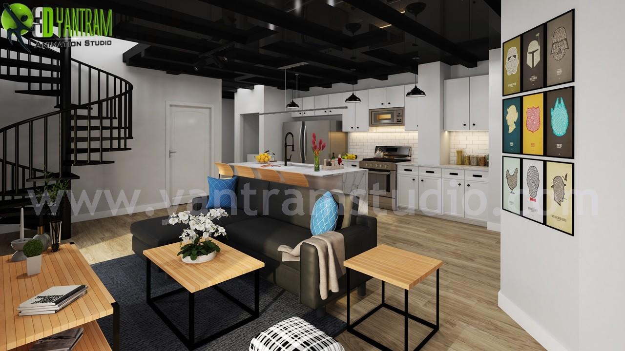 Artstation Modern Living Room Designs Ideas 3d Interior