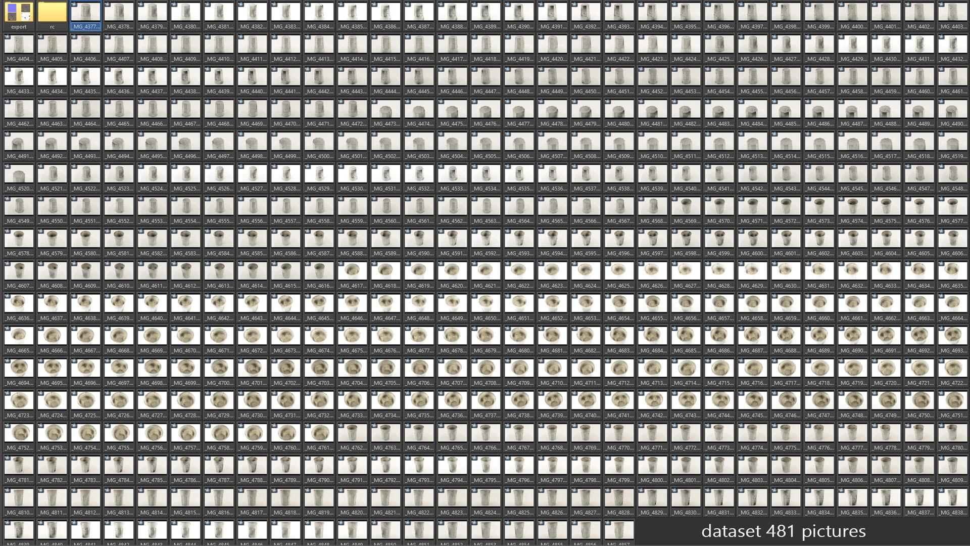 image dataset - Canon D70 + EF-ss 17-55mm f/2,8 IS USM