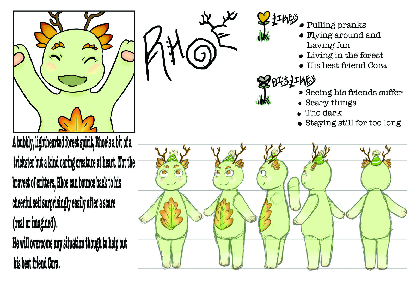 Rhoe Character Profile