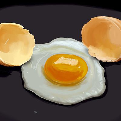 Ali alola explodede egg forinsta