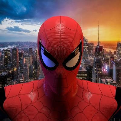 Segev nahari spider man