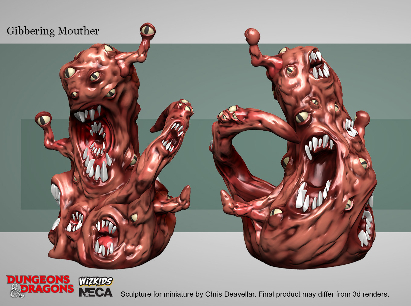 Icons of the Realms: Monster Menagerie 3
