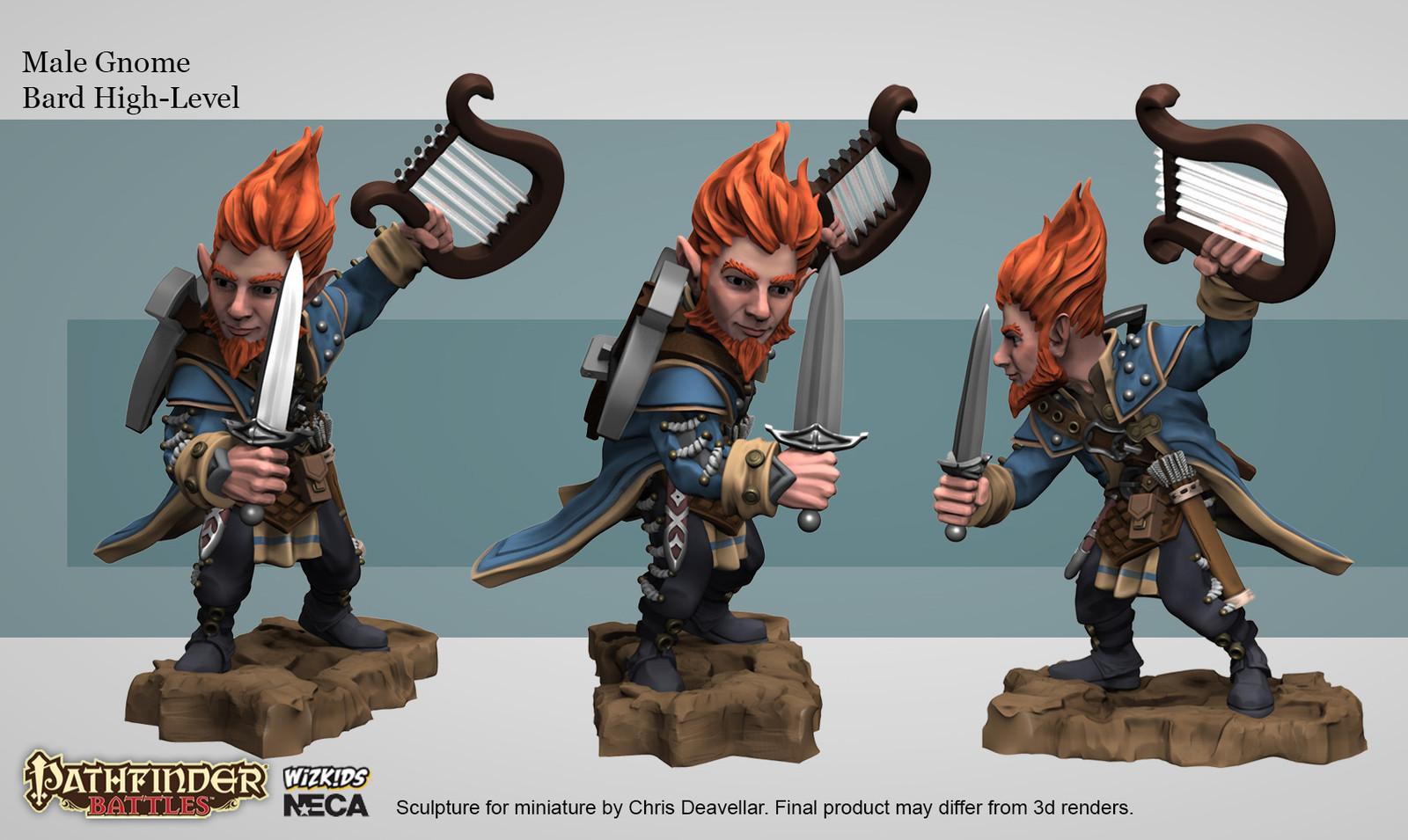 Pathfinder Deep Cuts Unpainted Miniatures
