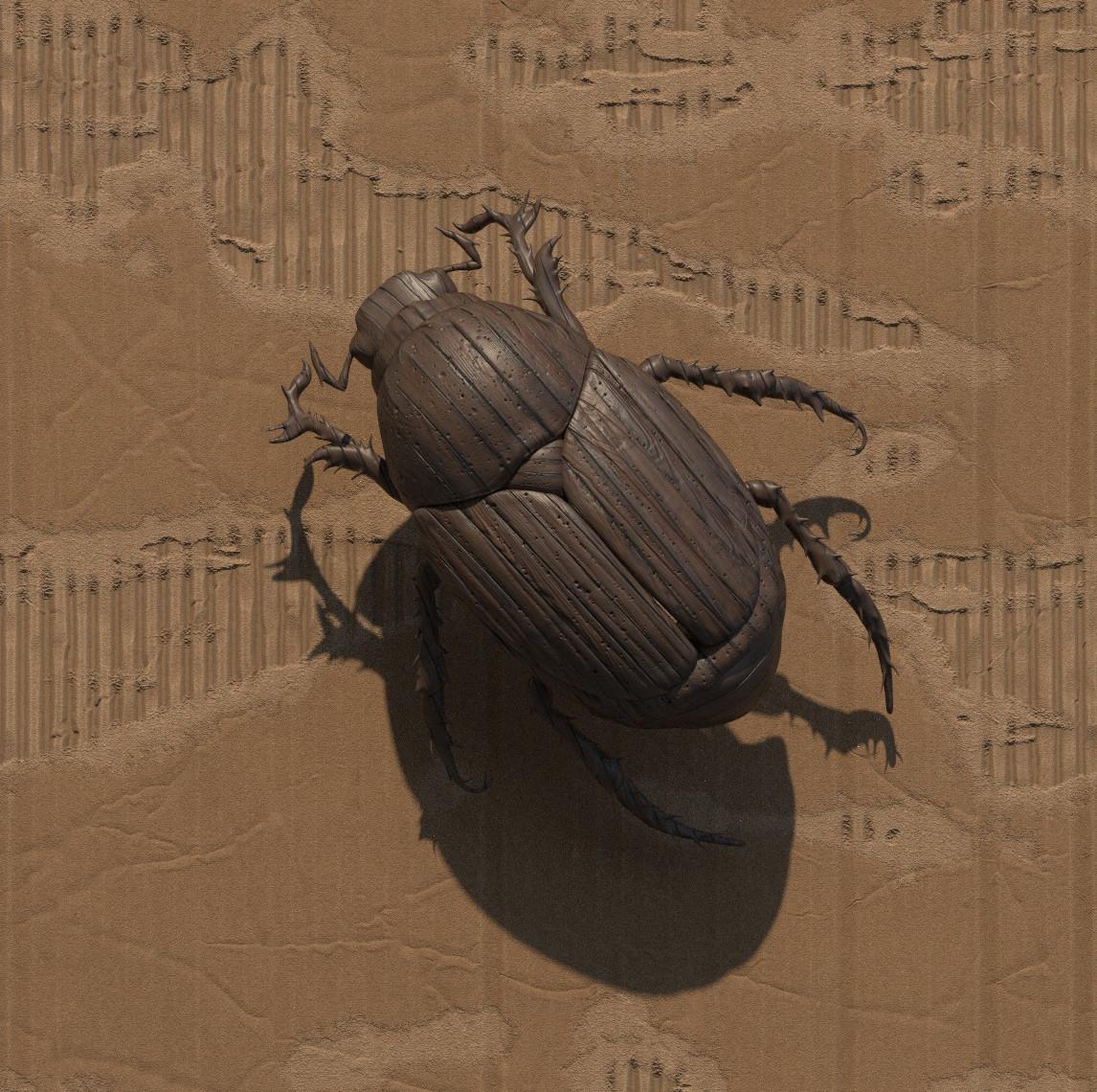 WIP Beetle