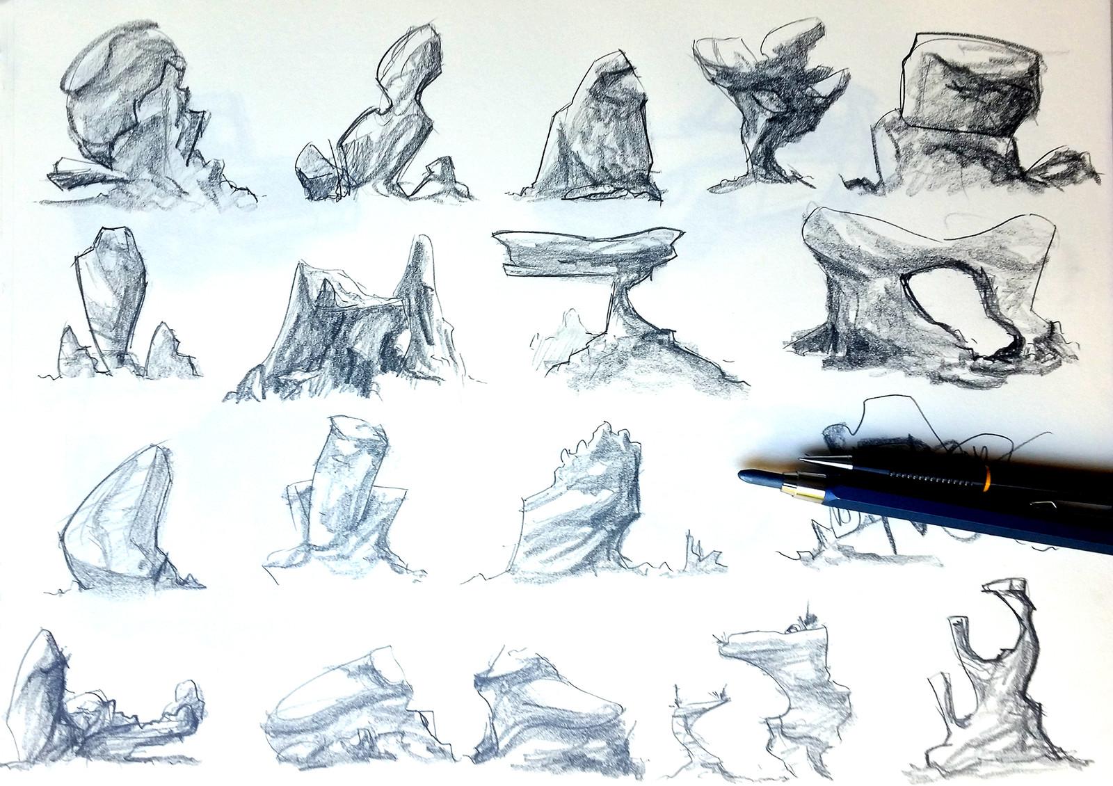 Sketch & Props...