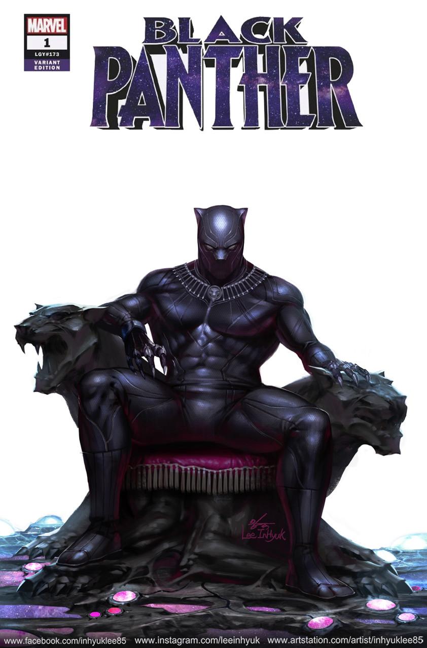 Inhyuk lee black panther1 5
