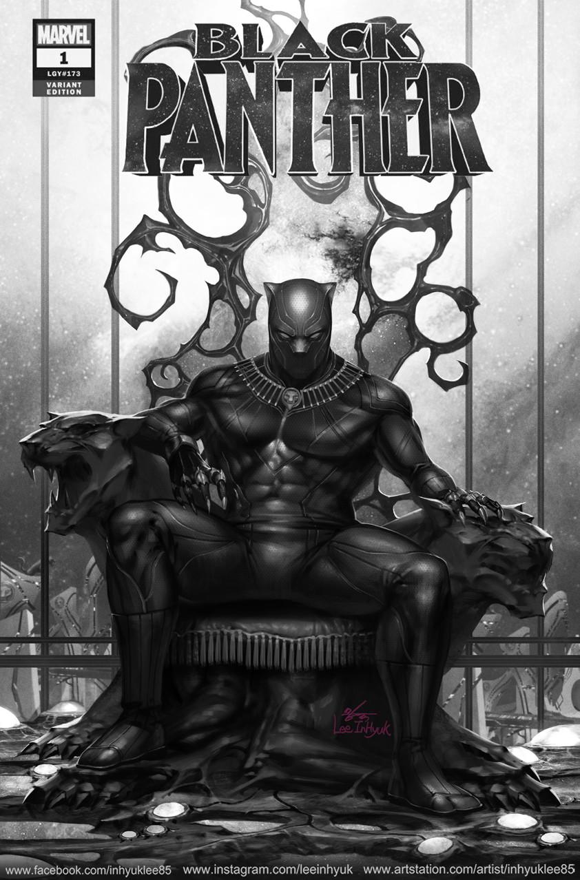Inhyuk lee black panther1 3