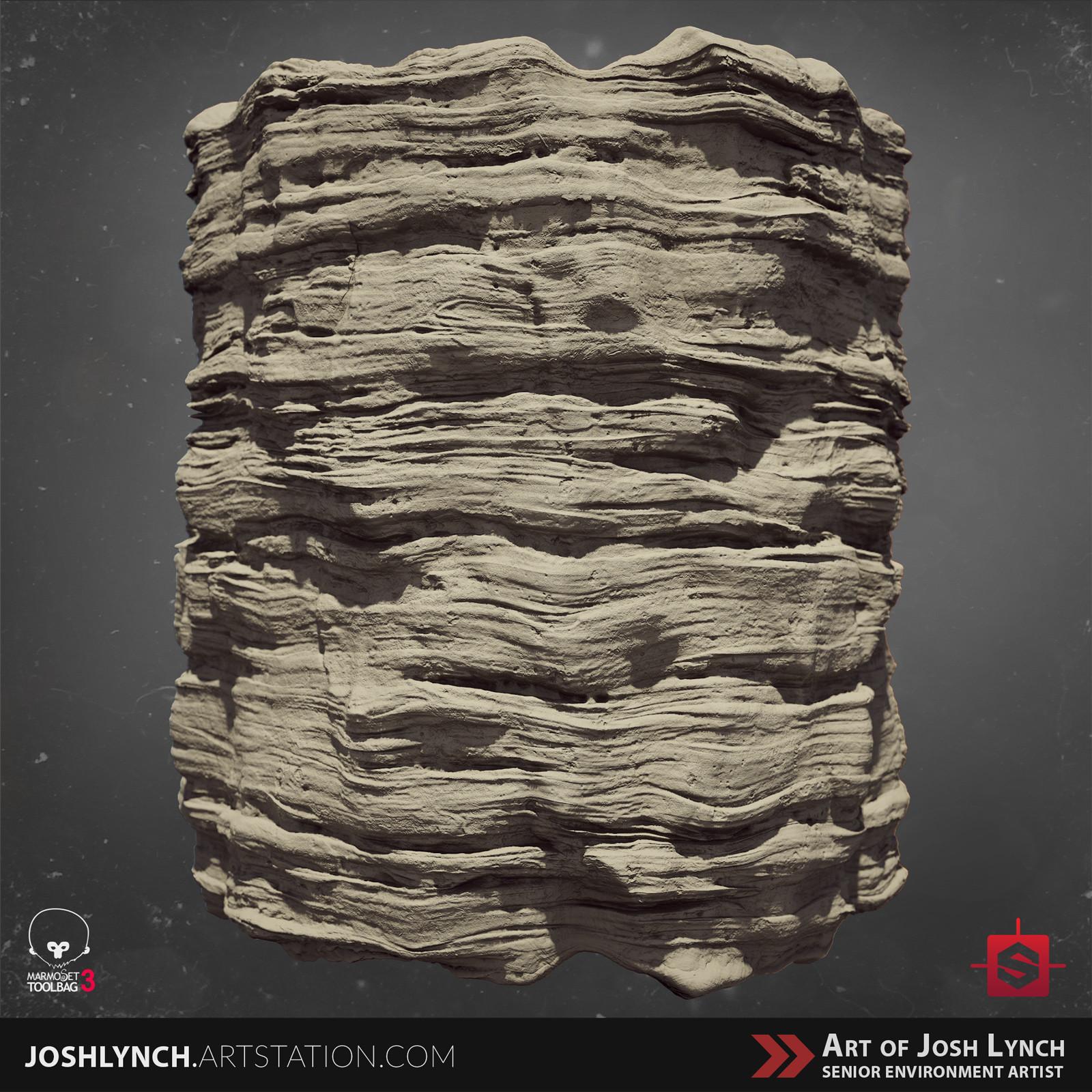 Joshua lynch rock wall 03 layout comp cylinder var 04 gray