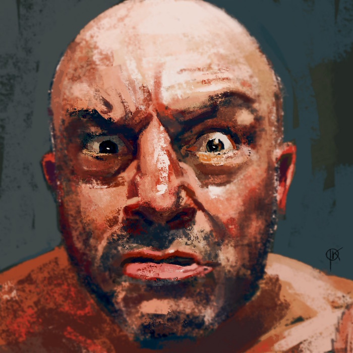 Jan deerbard krycinski joe rogan3 by deerbard dc2pwqq