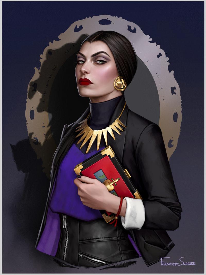 fernanda-suarez-evil-queen-by-fdasuarez-
