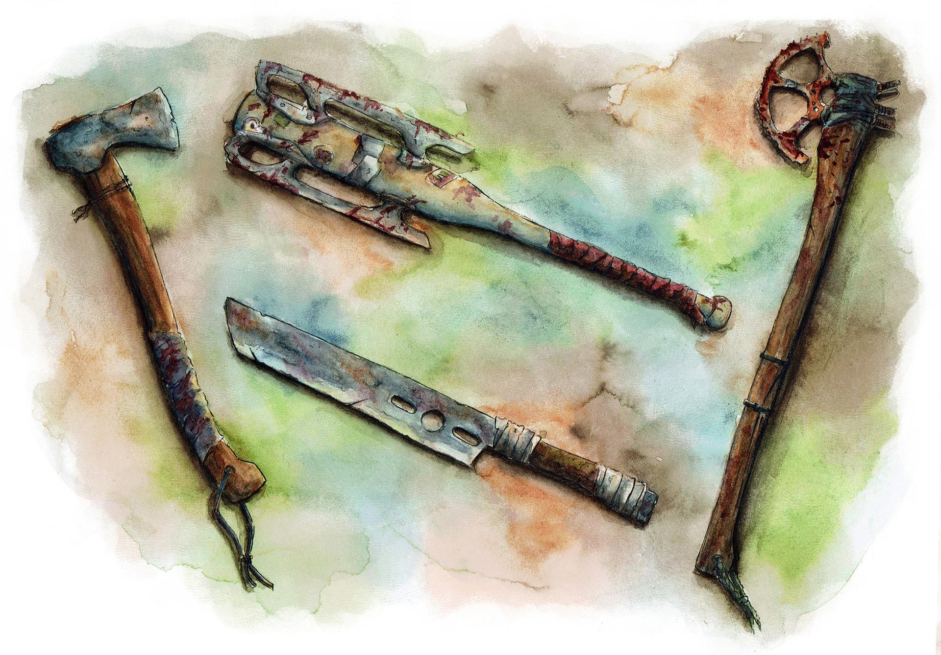 Diane georges armes