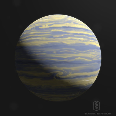Eugenio stanislav gas planet render3 s