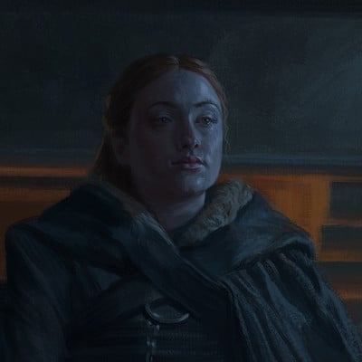 Mike capprotti lady of winterfell