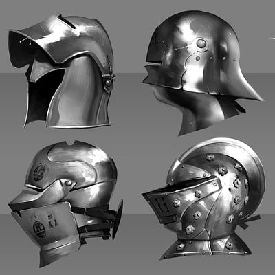 Kittichai reaungchaichan razaras 1 helmet sketch