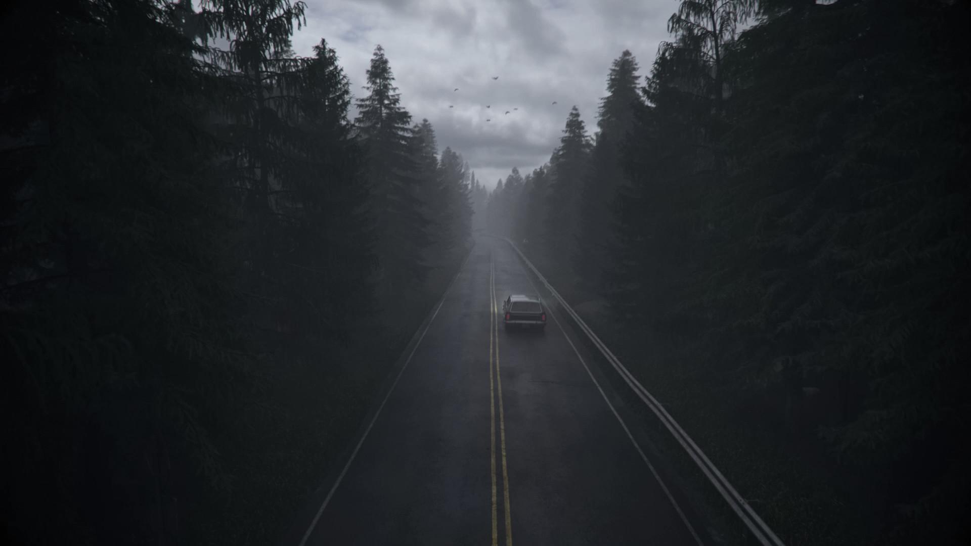 Alex Langletz Dark Road