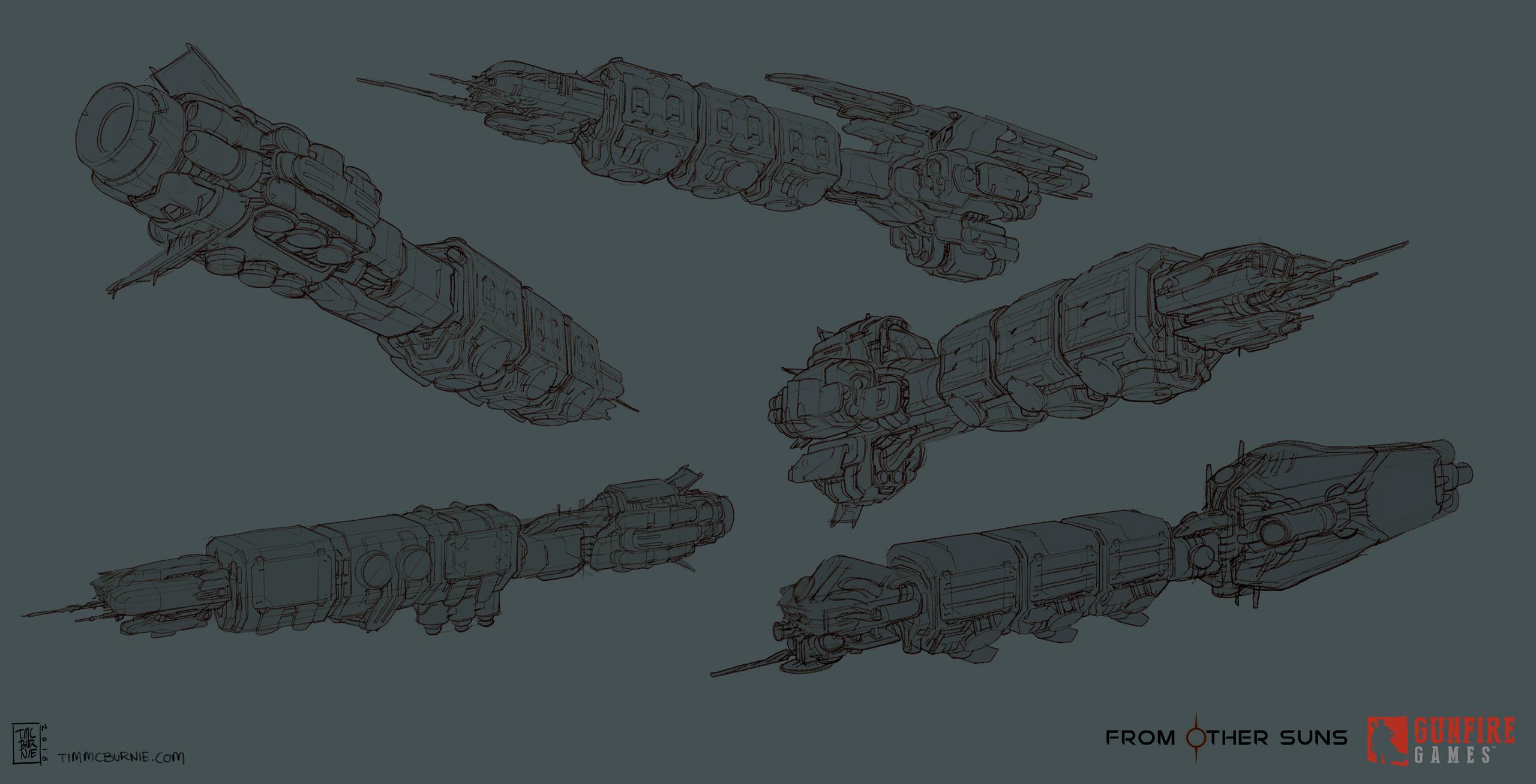 Transport Hauler sketches