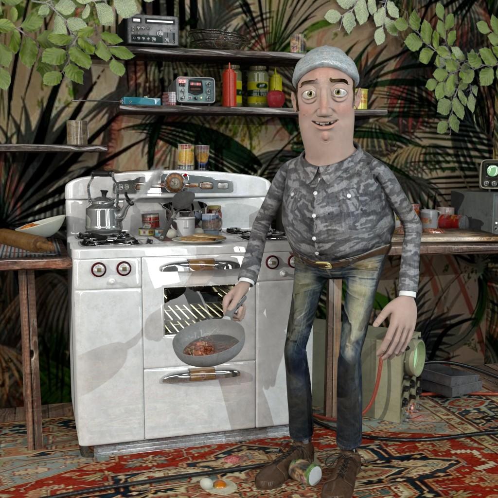 Nathan clark chef