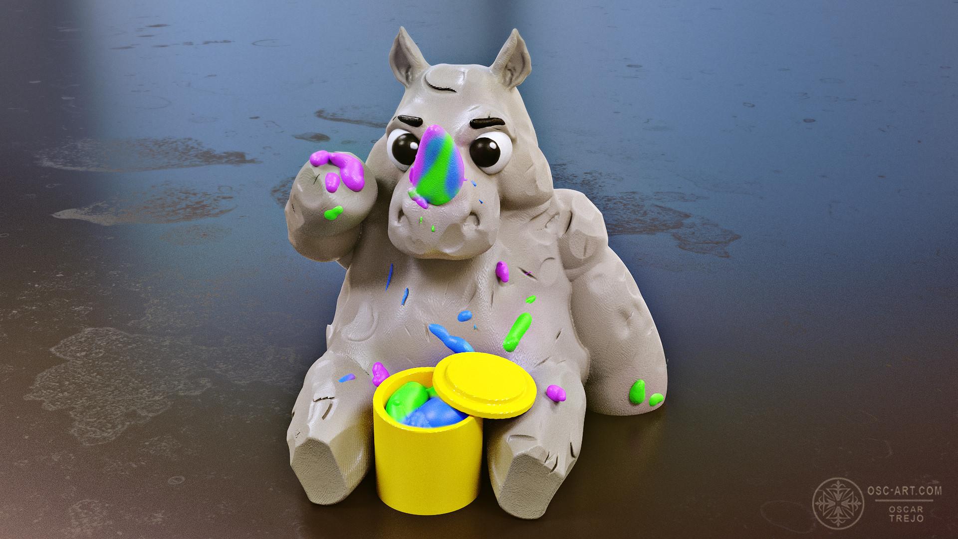 Oscar trejo rhino
