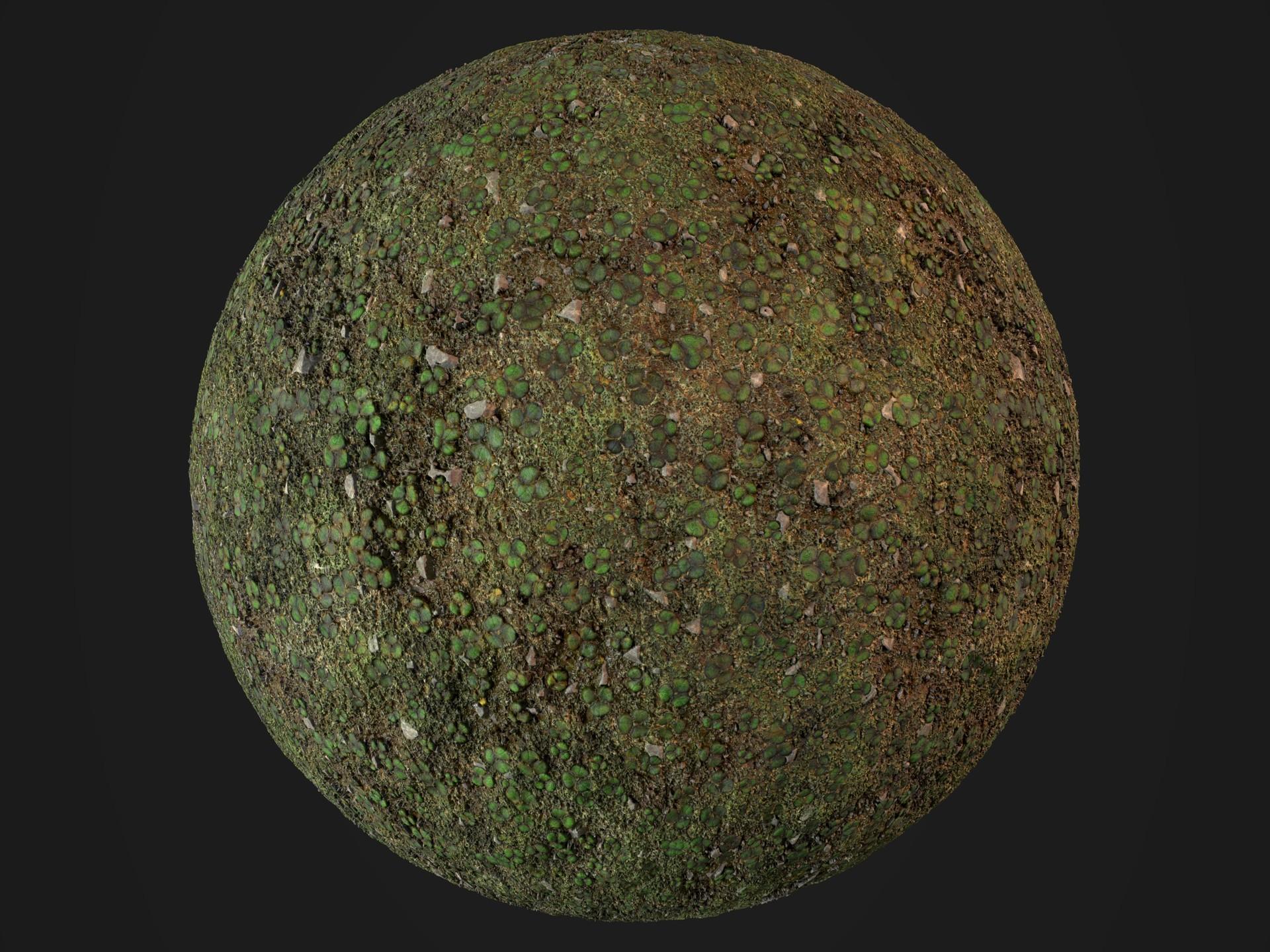 Martin pietras clover sphere 4