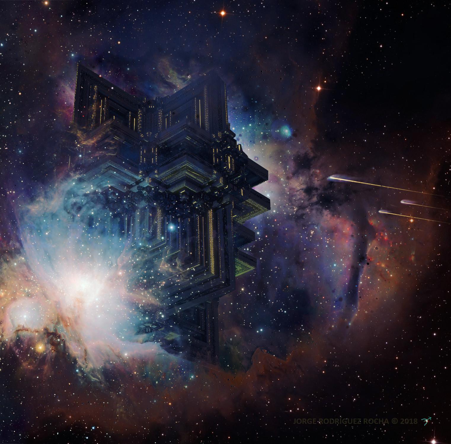 Arriving - Concept Art