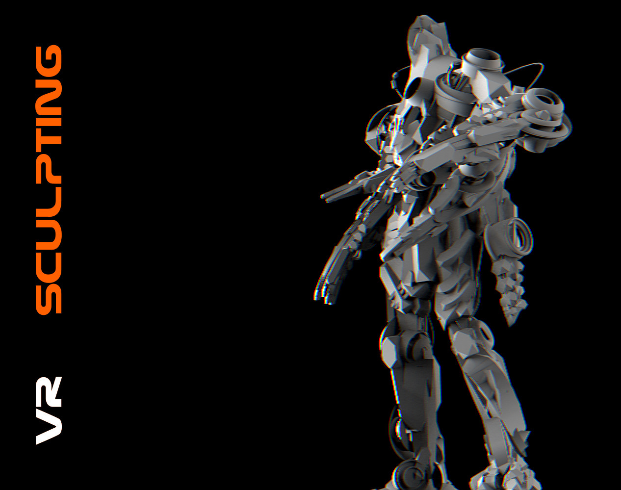 VR 3D sketches | Gravity Sketch design