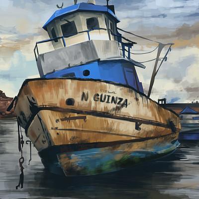 Sara verallo boat1