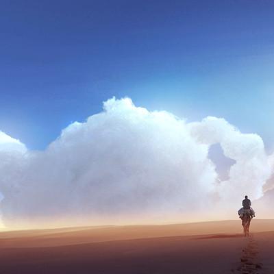 Godwin akpan strange clouds 2
