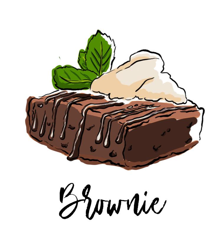 Litha bacchi brownie