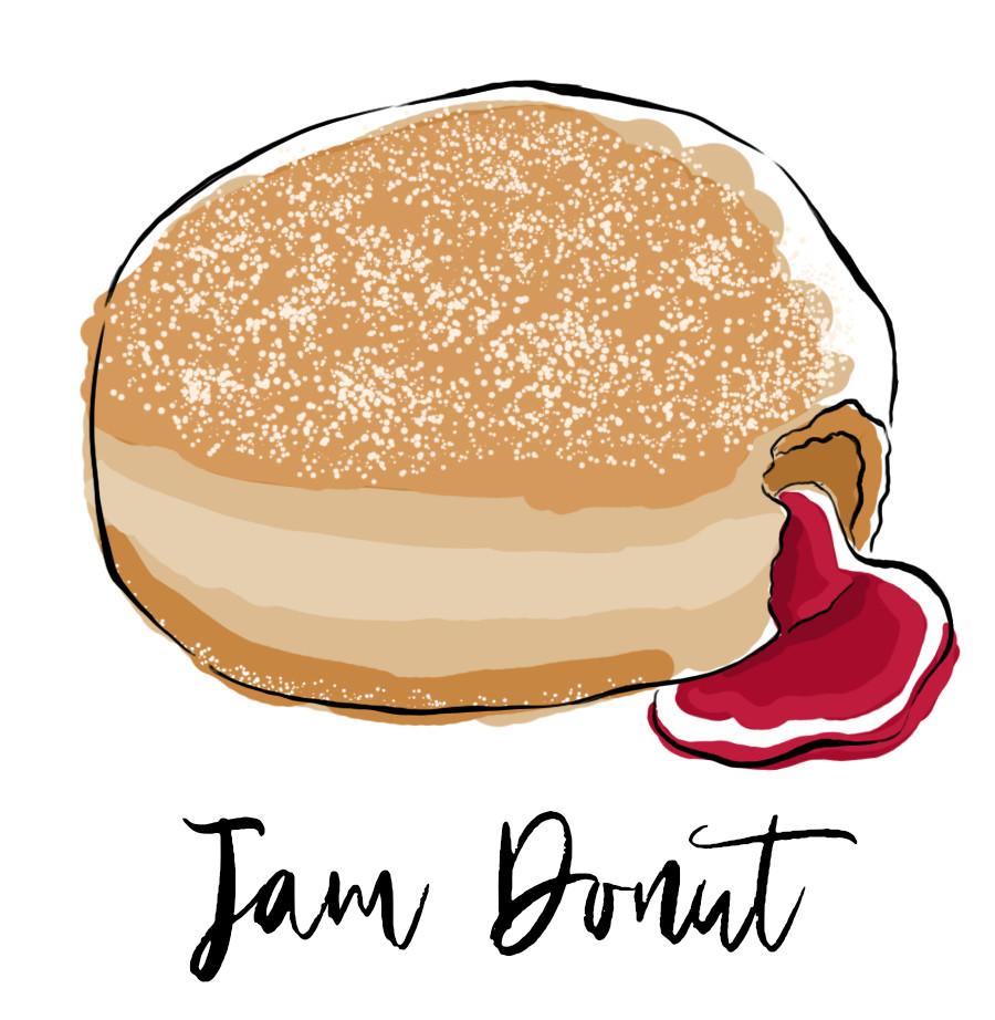 Litha bacchi jamdonut2 1